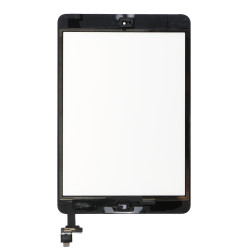 Touch Screen Digitizer with Home Button And IC Chip for iPad Mini & iPad Mini 2 - Black