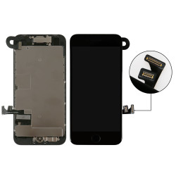 Complete LCD For iPhone 8G Touch Screen Digitizer Assembly +Home Button+Front Camera
