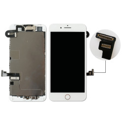 iTruColor Mobile phone repair parts replacement lcd touch screen for iPhone 8 Plus