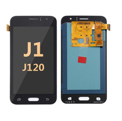 Samsung Galaxy J1 2016 J120 Screen Replacement LCD + Digitizer - Black