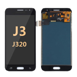Samsung Galaxy J3 Screen Replacement LCD and Digitizer J320 2016 - Black