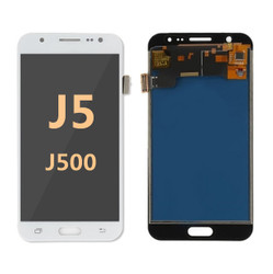 Samsung Galaxy J5 Screen Replacement LCD and Digitizer J500 - white