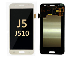 Genuine LCD Screen & Digitizer Assembly, white, for Samsung Galaxy J5,  2016 Model