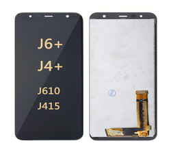 J6 Plus J610 J4 Plus J415 LCD & Digitizer  Assembly (BLACK)