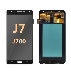 Samsung Galaxy J7 Screen Replacement LCD  J700 2015 - Black