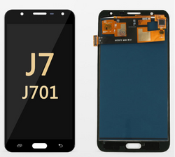 Galaxy J7 Neo J701 LCD & Digitizer Assembly1 (BLACK)
