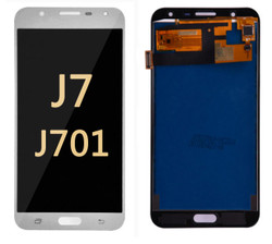 Galaxy J7 Neo J701 LCD & Digitizer Assembly1 (Silver)