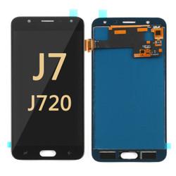 J7  2018 J720 Black