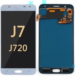 J7  2018 J720 White