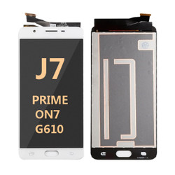Samsung Galaxy J7 Prime Screen Replacement LCD and Digitizer G610F G610M On7 2016 - white