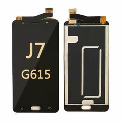 J7 Max (G615) 2017 LCD  Assembly (black)