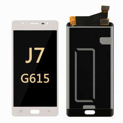 J7 Max (G615) 2017 LCD  Assembly (white)