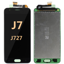 Samsung Galaxy J7 Prime J727 2017 Screen Replacement LCD and Digitizer - black