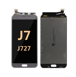 Samsung Galaxy J7 Prime J727 2017 Screen Replacement LCD and Digitizer - Silver