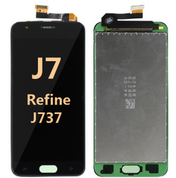 Samsung Galaxy J7 Refine J737 2018 Screen Replacement LCD and Digitizer - Black