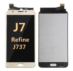 Samsung Galaxy J7 Refine J737 2018 Screen Replacement LCD and Digitizer - Gold