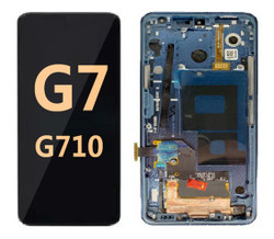 Lcd for LG G7 ThinQ G710 G7 Black