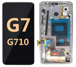 Lcd for LG G7 ThinQ G710  Grey