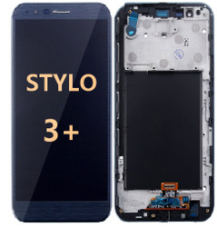 Lcd LG Stylo 3 Plus MP450  TP450 M470F M470 Black