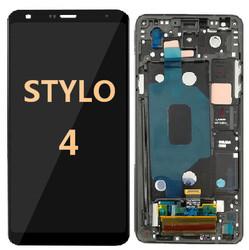 Lcd LG Stylo 4 Q710 Q710MS  Black