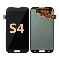 Back and front for Samsung Galaxy S4  LCD black