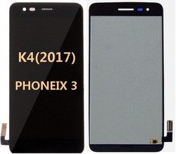 Lcd screen LG K4(2018) Phoenix 3  M150 BLACK