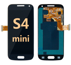 Back and front for Samsung Galaxy S4 Mini LCD black