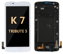 LCD and Digitizer Assembly for LG K7 Tribute 5 with frame