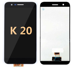 LCD and Digitizer Assembly for LG K20 (VS 501) Black