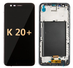 LCD and Digitizer Assembly for LG K20 Plus (MP260) with frame