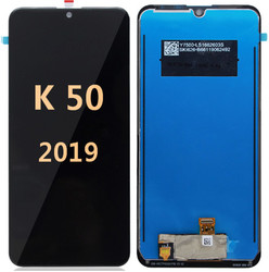 Lcd for LG K50 2019  BLACK