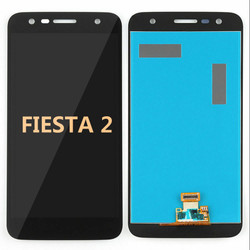 Lcd screen for LG Fiesta 2  Black