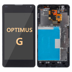 Lcd screen LG Optimus  G Black
