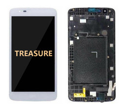 Lcd for Lg Treasure White