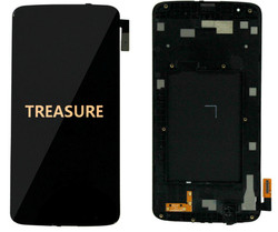 Lcd for Lg Treasure Black