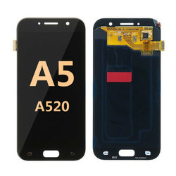 Back and front for Samsung Galaxy A520 LCD Black