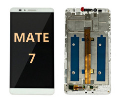 mate 7 white (with frame)