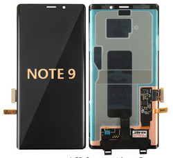 Back and front for Samsung Galaxy Note 9 LCD Black