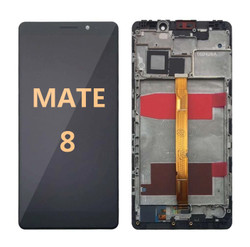 mate 8 BLACK (with frame)