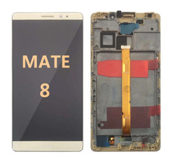 mate 8 gold (with frame)