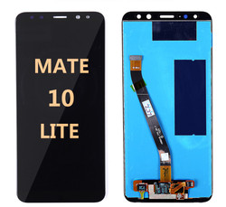 mate 10 lite black