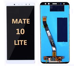 mate 10 lite white