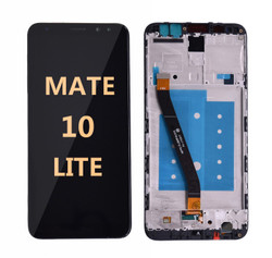 mate 10 lite  black(with frame)
