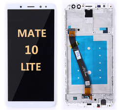 mate 10 lite  WHITE(with frame)