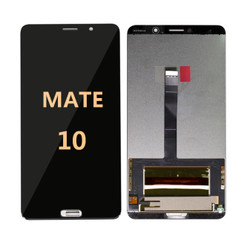 mate 10  black screen