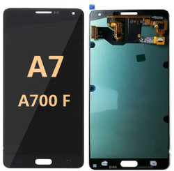 Back and front  for Samsung Galaxy A700F LCD Black
