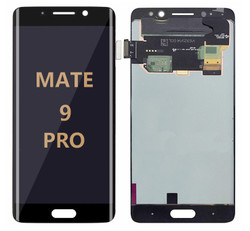 Back and front for Huawei Mate 9 Pro LCD Black