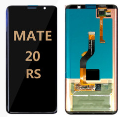 Back and front for Huawei Mate 20 RS black
