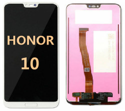 Back and front for Honor 10 LCD white