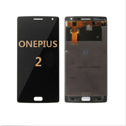 Back and front for OnePlus 2 LCD  black